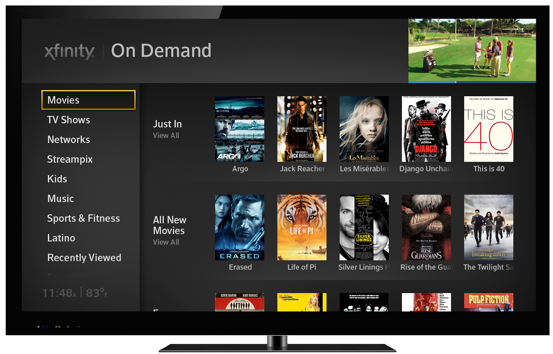 Comcast Launches x1 Platform for Xfinity in Illinois, Northwest ...