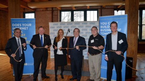 Comcast Business Expands Fiber Optic Network in Chicago's Back of the Yards and Bridgeport Neighborhoods