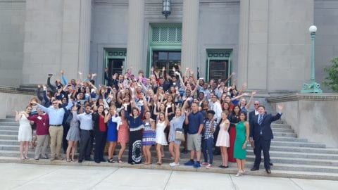 Nearly 190 High School Seniors in Region Recognized for Achievements