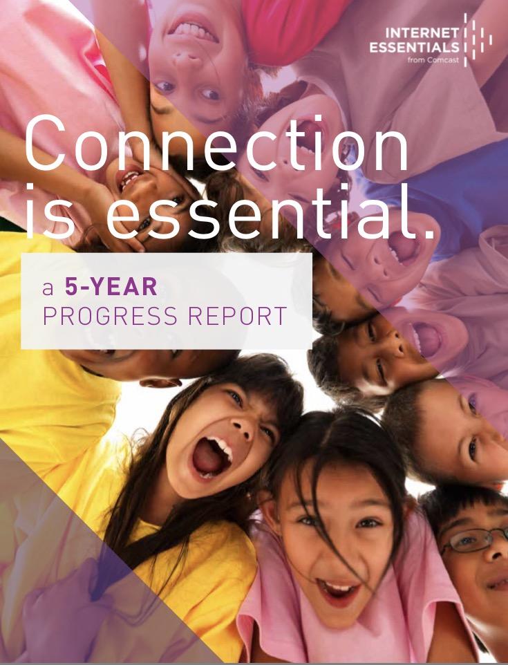 IE 5-year Progress Report