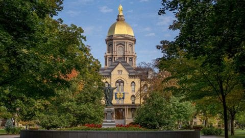 Comcast Launches Xfinity on Campus at University of Notre Dame