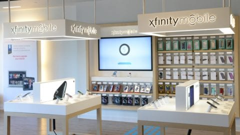 Xfinity Mobile Begins Midwest Retail Rollout