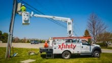 Comcast's Dixon, IL, Network Expansion Brings Fiber to Major Industrial Area, Host of Local Businesses