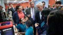 "Comcast investment will include ""Experience Labs"" at three neighborhood branch libraries and expansion of Internet Essentials program for qualifying Chicagoans"