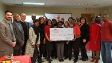 "Quad County Urban League in Aurora, IL, Receives $10,000 Grant to support its ""Tomorrow's Scientist Technicians and Managers"" Program"