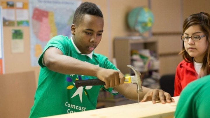 17th Annual Comcast Cares Day set for Saturday, April 21, 2018