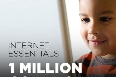 Comcast Announces Internet Essentials Connects more than 1 Million Americans to the Internet at Home