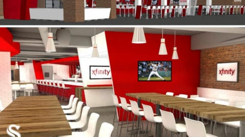 "White Sox to Open ""Xfinity Zone"" at U.S. Cellular Field"