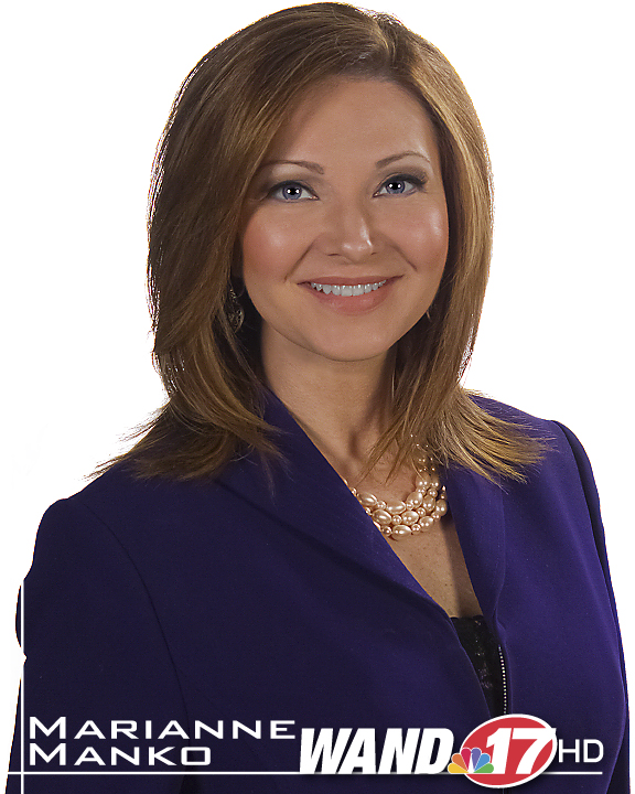 Marianne Manko, Anchor, WAND-TV, serving Central Illinois.