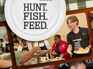 Sportsman Channel and Comcast Partner with Naval Station Great Lakes for Hunt.Fish.Feed. Event on July 2