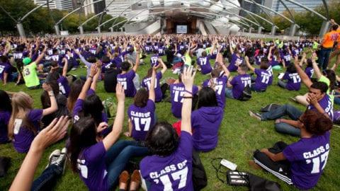 """Xfinity on Campus"" Launches at Northwestern University"
