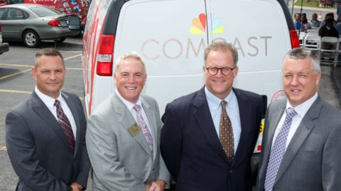200 New Comcast Employees in Elmhurst, IL, Focused Solely on Delivering an Excellent Customer Experience