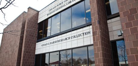 Woodson Library 2
