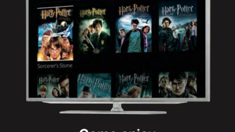 Studio Xfinity to Celebrate new Harry Potter Ride at Universal Studios with Free Movie Night