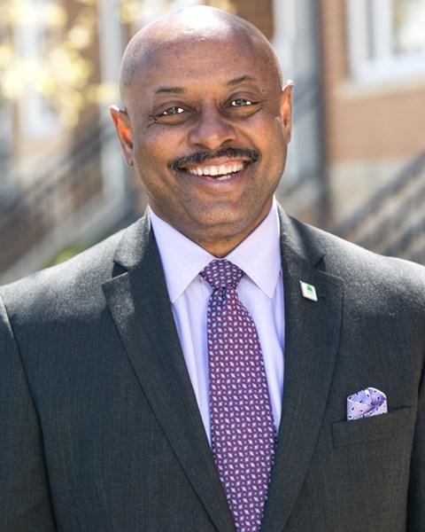 04.12.16 - Chicago, IL - Headshots of CEO Eugene Jones, Jr.