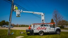 Comcast expands its Network in Monmouth to reach even more Local Businesses