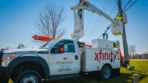 Comcast Brings Fiber to Nearly 50 Local Businesses with the Expansion of its Advanced Network in West Chicago