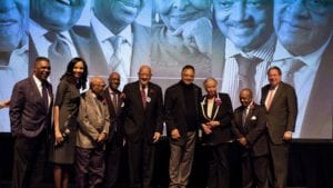 "DuSable Museum and Comcast Unveil New ""Voices of the Civil Rights Movement"" Installation"