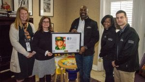 Comcast NBCUniversal Brings First-Ever Children's Center to Hines VA Fisher House